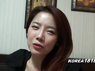 KOREA1818.COM - Hot Korean Girl Filmed be incumbent on SEX