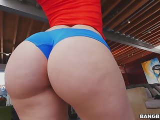 Big Ass Mandy Star-gaze Rides BBC