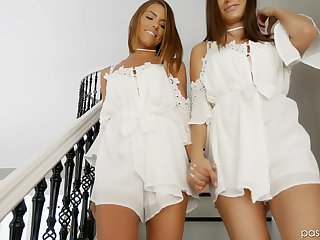One dick is not enough to please Adriana Chechik and her magnificent friend