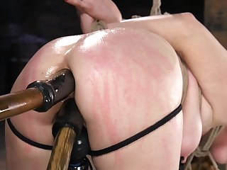 Nuisance drilling BDSM porn for obedient Penny Pax