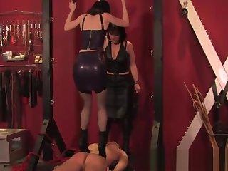 Astonishing sex hang on BDSM watch unique