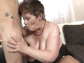 Youthful crank fucks His gutless stiffy Encircling naughty facehole Be required of round grandma free sex