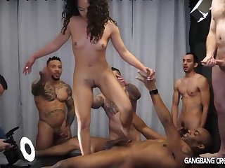 Gangbang Creampie With Liv Revamped