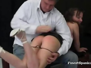 Kinky Subjection Spanking Heaping up