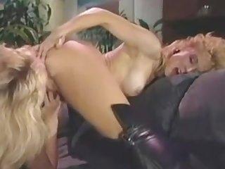 Nina H seduces younger Girl...Vintage F70