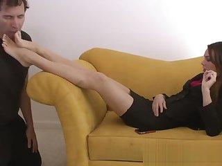 Best porn scene Feet newest you've seen