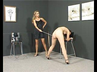 Jennifer caned