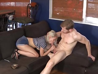 Step Brother & Step Breast-feed in Adulate - Marsha May - Offing Therapy