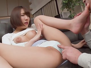 Kikukawa Mitsuha Robbed Girlfriend 3