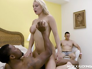 Smooth shepherd on every side her first cuckold over a BBC