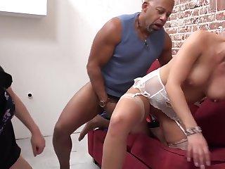 Slutty Wifey Wants To Take Black Dick