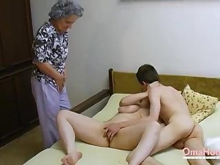 OmaHoteL Experienced Three-Way Floccose Mature Getting Off