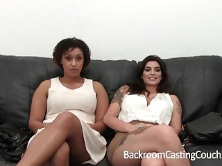 Outstanding Bi-Racial Tall Orb 3Some Audition